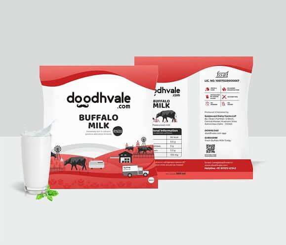buffalo-milk-pouch